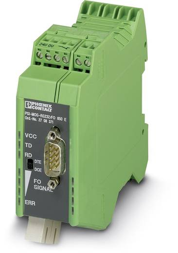LWL-Umsetzer Phoenix Contact PSI-MOS-RS232/FO1300 E LWL-Konverter