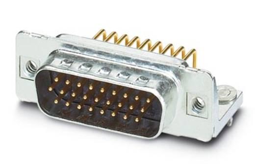 D-SUB Stiftleiste 90 ° Polzahl: 26 Löten Phoenix Contact VS-15-ST-DSUB-HD-ER 10 St.