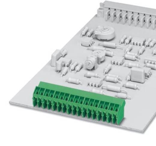 Schraubklemmblock 1.50 mm² Polzahl 3 SMKDS 1,5/ 3-3,5 Phoenix Contact Grün 50 St.