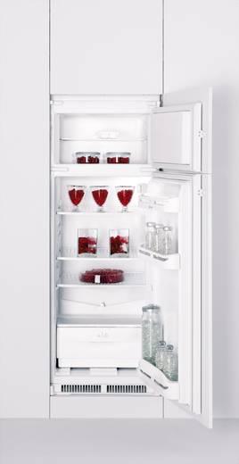 Kühlschrank 222 l Indesit IN D 2412 EEK: A+ Einbaugerät Weiß