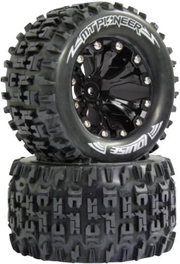 Jamara 1:10 Buggy Komplettrad mit 12-Speichen-Felge N/A und Stollen Reifen-Profil