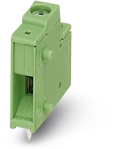 Schraubklemmblock 2.50 mm² Polzahl 1 KDS 2,5 Phoenix Contact Grün 50 St.