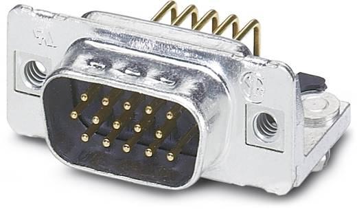 D-SUB Stiftleiste 90 ° Polzahl: 15 Löten Phoenix Contact VS-09-ST-DSUB-HD-ER 10 St.