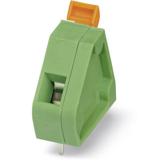 Federkraftklemmblock 1.50 mm² Polzahl 1 ZFKDSA 1,5-W-7,62 Phoenix Contact Grün 250 St.