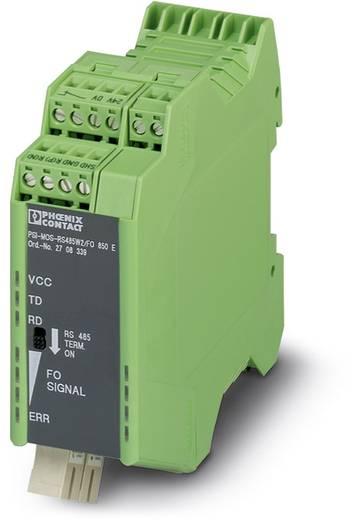 LWL-Umsetzer Phoenix Contact PSI-MOS RS485W2 / FO1300 E LWL-Konverter