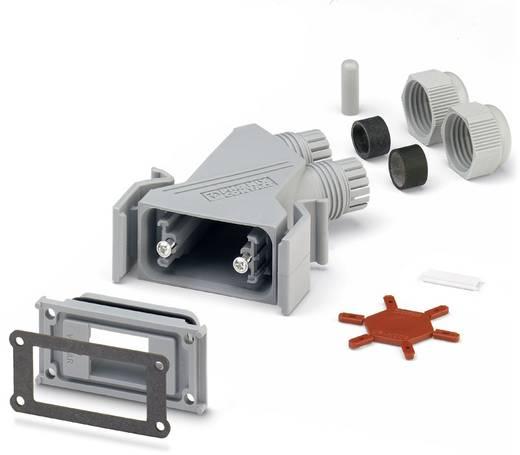 D-SUB Stecker 180 ° Polzahl: 25 Schrauben Phoenix Contact VS-25-SET-STD 1 St.