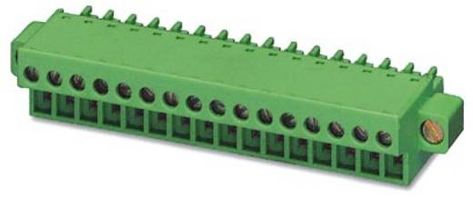 Phoenix Contact Buchsengehäuse-Kabel FRONT-MC Polzahl Gesamt 20 Rastermaß: 3.81 mm 1851038 50 St.