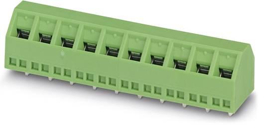 Schraubklemmblock 1.50 mm² Polzahl 7 SMKDSN 1,5/ 7-5,08 Phoenix Contact Grün 100 St.