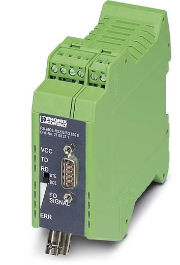 LWL-Umsetzer Phoenix Contact PSI-MOS-RS232/FO 850 E LWL-Konverter