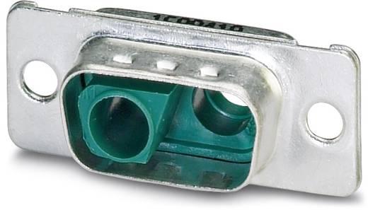 D-SUB Stiftleiste 180 ° Polzahl: 2 Lötkelch, Schrauben Phoenix Contact VS-09-ST-DSUB-2P 10 St.