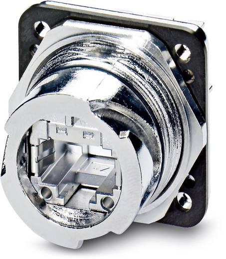 Sensor-/Aktor-Einbausteckverbinder Buchse, gerade Polzahl (RJ): 8 Phoenix Contact 1419185 VS-V1-F-RJ45-MNNA-1-C-S-JI-S