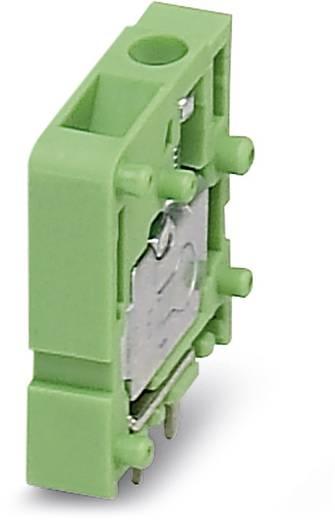 Schraubklemmblock 2.50 mm² Polzahl 1 FRONT 2,5-V/SA 5-EX Phoenix Contact Grün 50 St.