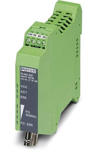 LWL-Umsetzer Phoenix Contact PSI-MOS-DNET CAN/FO 850/EM LWL-Konverter