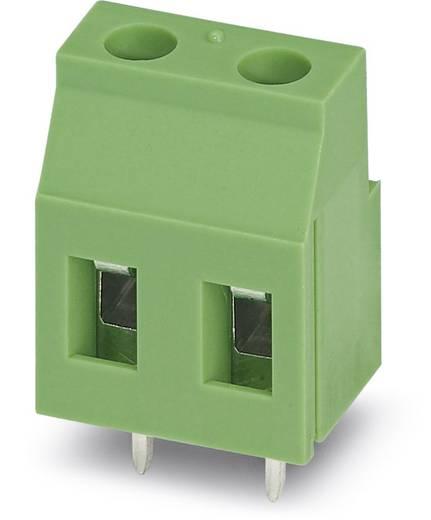 Schraubklemmblock 2.50 mm² Polzahl 2 GMKDSP 3/ 2-7,62 Phoenix Contact Grün 50 St.