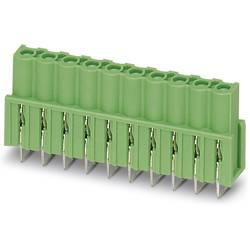 Zásuvkové puzdro na dosku Phoenix Contact ICV 2,5/ 3-G-5,08 1785955, 22.60 mm, pólů 3, rozteč 5.08 mm, 50 ks
