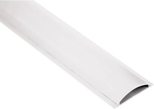 Fußboden Kabelkanal Weiß ~ Hama kabelkanal pvc weiß starr l x b x h 1000 x 70 x 21 mm 1 st