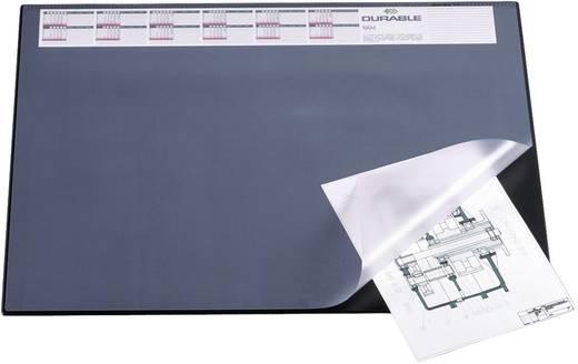 Foto Schreibunterlage durable 7204 schreibunterlage schwarz (b x h) 650 mm x 520 mm kaufen