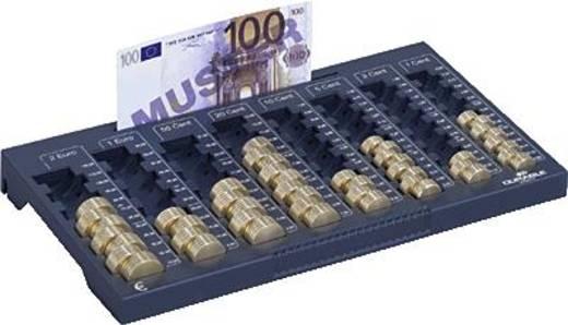 Zählbrett Durable 1780-58 Anzahl Geldscheinfächer 1 Anzahl Münzfächer 8