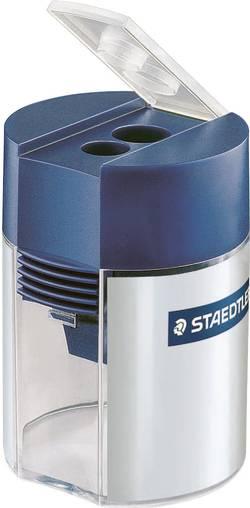 Image of Staedtler Doppelspitzdose 512 001 Blau-Silber (fluoreszierend) Ausführung des Behälters=Dose