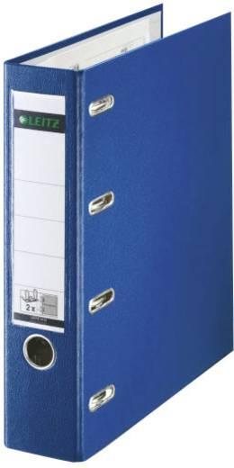 Leitz DOPPELORDNER PLASTIK 2x DIN A5 quer 75 mm Blau 1 St. 10120035