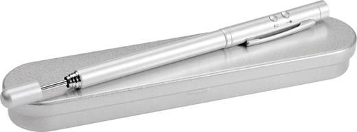 Laserpointer 3-in-1 mit Taschenlampe und Zeigestab Reichweite max. (im Freifeld) 100 m