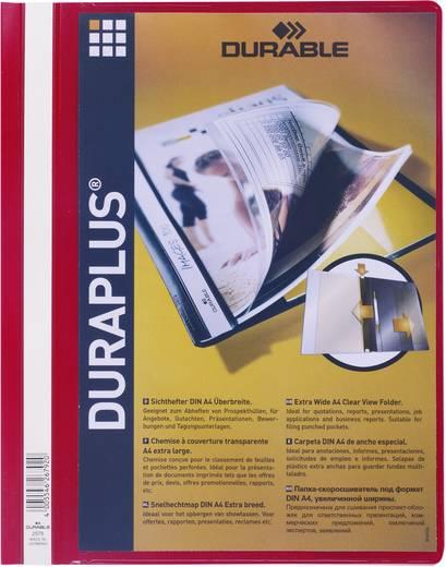 Durable Angebotshefter Duraplus 2579-03 DIN A4 Rot 1 St.