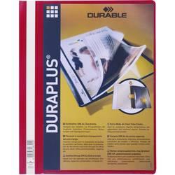 Image of Durable Angebotshefter 257903 Rot DIN A4 1 St.