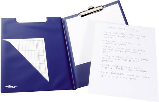 Durable Blockmappe mit Tasche im Vorderteil