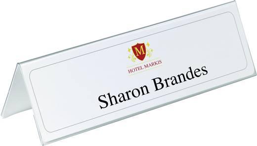 Durable Tisch-Namensschild, 210 x 297 mm, 25St., 8053-19