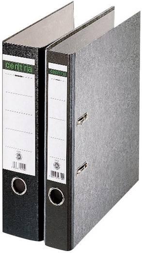 Centra Centra-Ordner schmal schwarz DIN A4 52 mm Schwarz 1 St. 221105