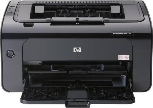 HP LaserJet P1102W Mono-Laserdrucker A4 18 S./min 600 x 600 dpi WLAN