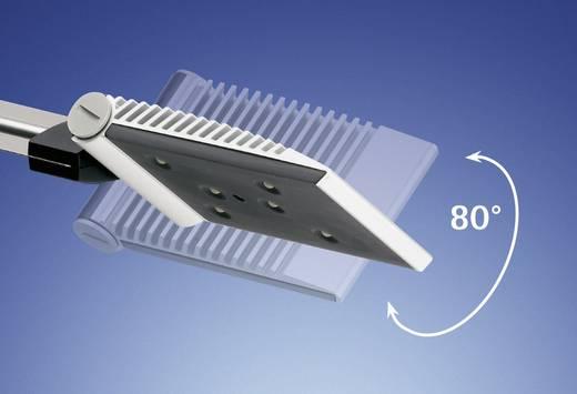 LED-Schreibtischleuchte 10 W Kalt-Weiß, Warm-Weiß Maul DESIGNLEUCHTE PRIMUS 8207095 Silber