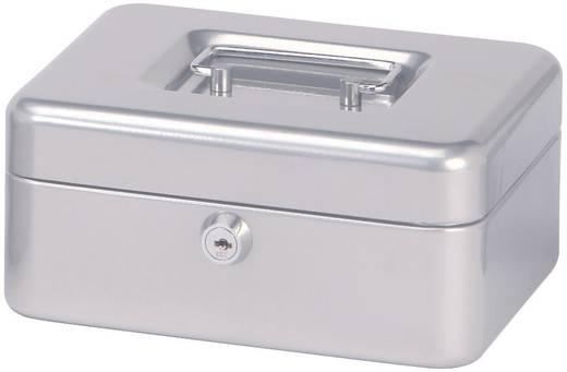 Geldkassette Maul 19200 (B x H x T) 200 x 90 x 170 mm Silber
