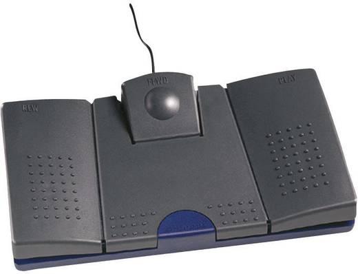 Digitalgerät-Zubehör Grundig Business Systems Digta Fußschalter 536 Schwarz GGI2404