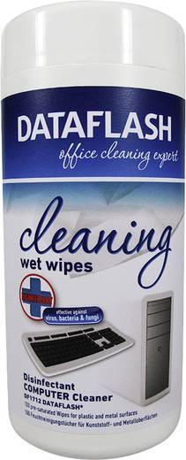 DataFlash DF1712 Desinfizierende Reinigungstücher 100 St.