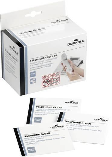Duarable Telephone Clean 50