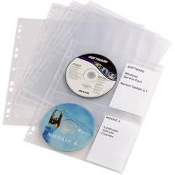 Obaly na CD/DVD se zasuvacími boxy