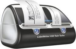 Image of DYMO LabelWriter 450 Twin Turbo Etiketten-Drucker Thermodirekt 300 x 600 dpi Etikettenbreite (max.): 56 mm USB