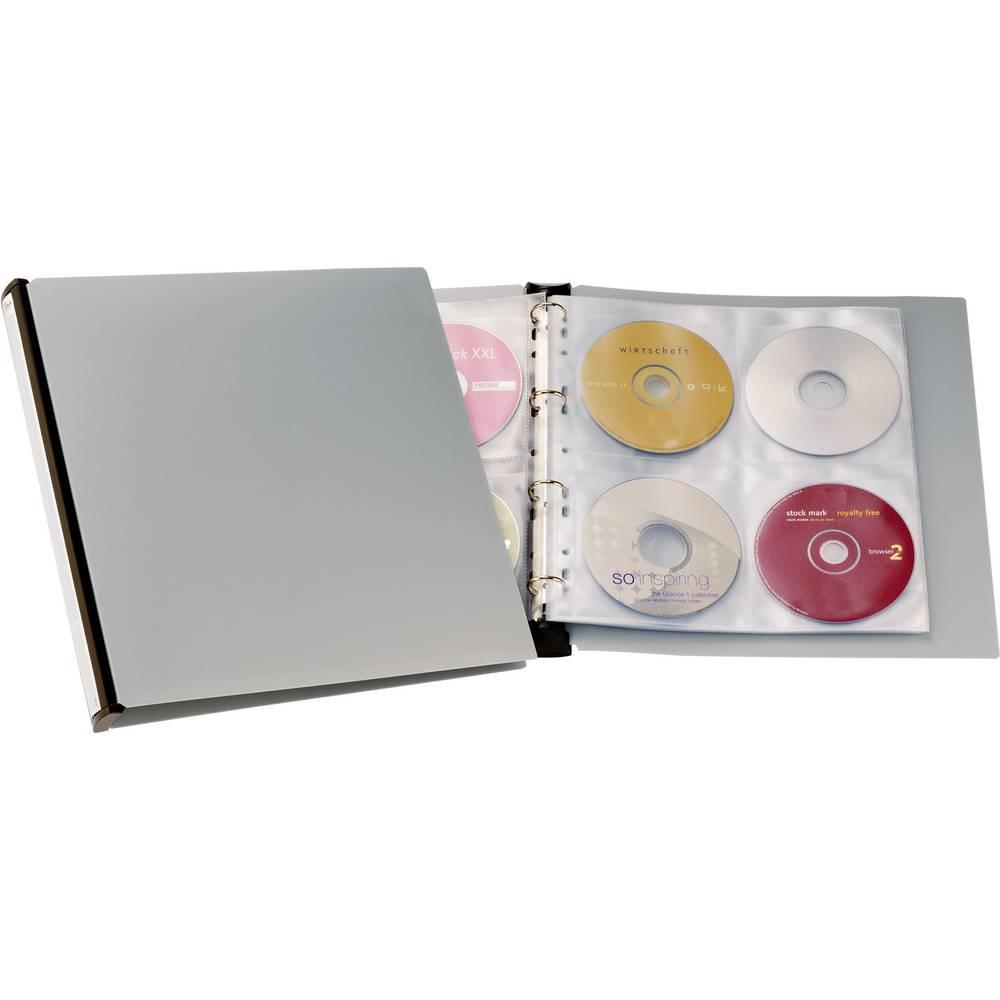 RINGBAND 96 CD-DVD ZWART