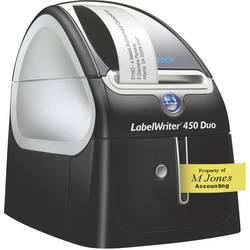 Tlačiareň štítkov termálna s priamou tlačou DYMO LabelWriter 450 Duo, Šírka etikety (max.): 56 mm, USB