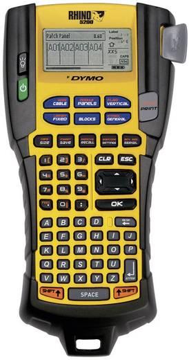 Beschriftungsgerät DYMO Rhino Pro 5200 (Box) Geeignet für Schriftband: IND 6 mm, 9 mm, 12 mm, 19 mm