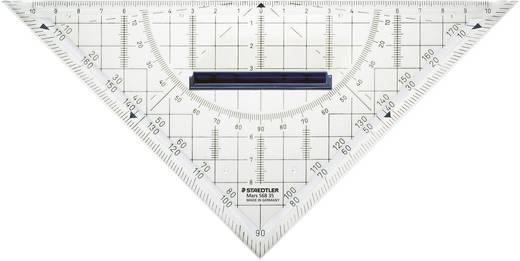 Geometrie-Dreieck, glasklar