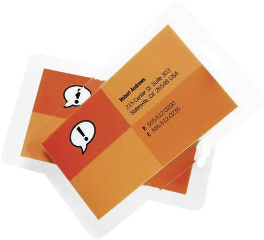 Laminierfolie GBC 95 x 65 mm, Ausweiskarten 125 micron 100 St.