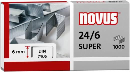 NOVUS Heftklammern 24/6 DIN