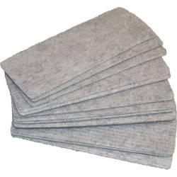 Dahle čistič psací tabule 95089, 120 mm x 40 mm x 1 mm , plst, 12 ks