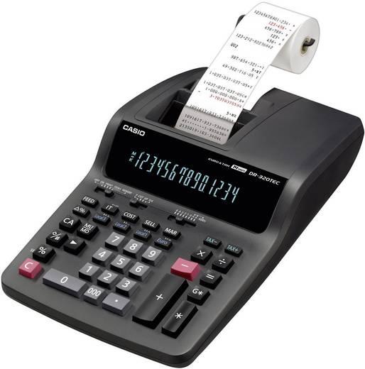 Casio Tischrechner DR-320TEC schwarz