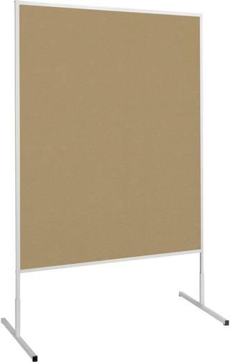 Maul Moderationstafel Standard Karton Braun 6363182