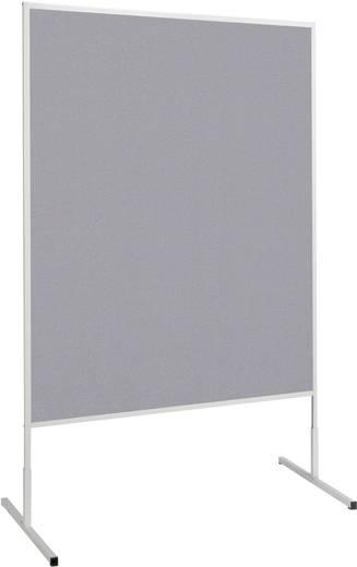 Maul Moderationstafel Standard Filz Grau 6363382