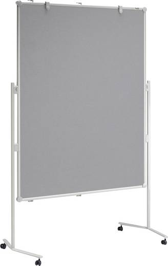 Maul Moderationstafel Pro Textilfaser Grau 6381282