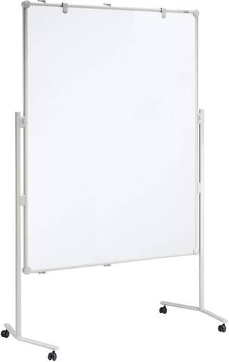 Maul Moderationstafel Pro Weiß lackiert Weiß 6381982